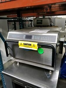 Turbochef Hhb4 High H Batch 2 High speed Accelerated Cooking Oven Works Great