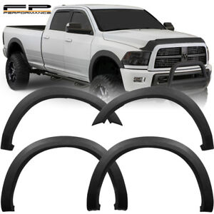 For 10 18 Dodge Ram Wicked Factory Oe Style 2500 3500 Fender Flares Wheel Cover