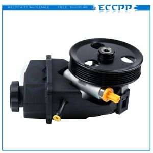Power Steering Pump For Chevrolet Impala Monte Carlo 3 5l 2006 2011 20 69989