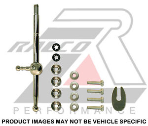 Ralco Rz Short Throw Shifter Shift Kit Toyota Corolla 03 09 All Models 5