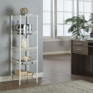 5 tier 51x14x14 Storage Rack Organizer Kitchen Shelving Shelves