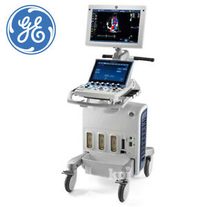 2017 Ge Ultrasound Vivid S70 Box System Only 23 Lcd Monitor Xdclear