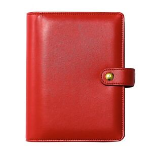 2019 Planner Red Gold Silver Shinny Notebook Spiral Personal Diary Amazing Gift