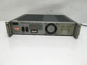 Hughes 1177h03f000 Twt Traveling Wave Tube Amplifier 8 0ghz 12ghz 10w Tested