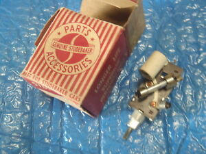 Nos Studebaker Oem New Blower Switch Air 536723 1955 Champion