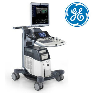 Xdclear Ge Healthcare Logiq S7 Ultrasound System Machine With Volumetric 3d 4d