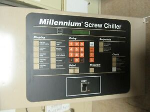 York Millennium Screw Chiller Control Display 371 02723 101 024 30910 000