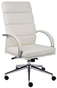 Boss B9401 wt Caressoftplus Executive Series Chair
