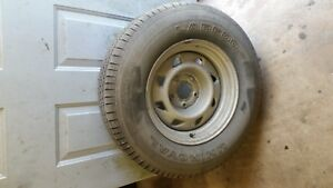 98 99 2000 01 02 03 04 Chevy Blazer 4x2 Spare Tire Wheel 15 X 7 Steel P235 70r15