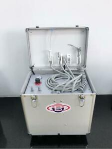 Best unit Portable Mobile Dental Unit Bd 402b With Air Compressor Suction System