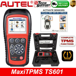 Autel Maxidiag Md808 Vehicle Diagnostic Obd2 Scanner Code Reader Tool 4 Systems