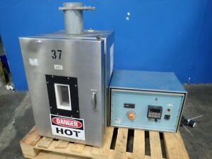Applied Test Systems 3710 S s Furnace 425 c 13 X 14 X 21 10180740001