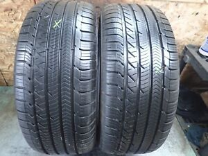2 285 45 20 112h Goodyear Eagle Sport Runonflat A0e Tires Full Tread 1417