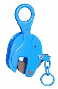 I lift Equipment Icdh2 Vertical Plate Clamp With Lock Handle 4400 Lb Working