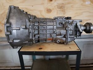 Tr 6060 Transmission 2013 2014 Mustang Shelby Gt500 5 4 Liter 5 o 5 8 4 6