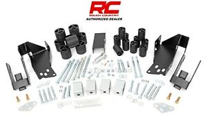 07 13 Chevrolet Silverado Gmc Sierra 1500 3 Rough Country Body Lift Kit rc702