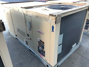 Lennox 2 Ton Package Unit Gas elec Economizer 208 230v 1ph Ac Heat Kga024s4ds2