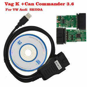 Cable Tools Vag K Can Commander 3 6 Obd2 Usb Auto Diagnostics For Vw Audi Seat