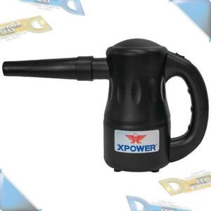 New Xpower Airrow Pro Multipurpose Electric Duster Air Pump Blower black