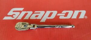 Snap On Tools 1 4 Drive Dual 80 Standard Handle Flex Head Ratchet Tf72 Mint