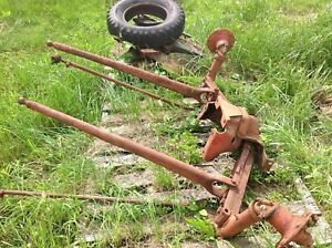 Ford 600 800 Series Tractor Front Axle Assembly
