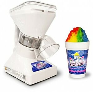 Little Snowie 2 Ice Shaver Premium Shaved Ice Machine Snow Cone Machine