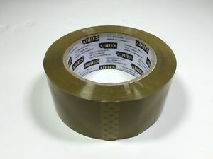 1 3 6 24 36 Roll 2 Wide Brown Sealing Tape Carton Packing Box Tape 110y 2mil