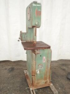 Doall Vertical Band Saw 15 5 10181460011