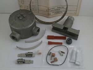 Thermon Sx Cable Power Connection hot End Termination Kit Eca 1 31a nib
