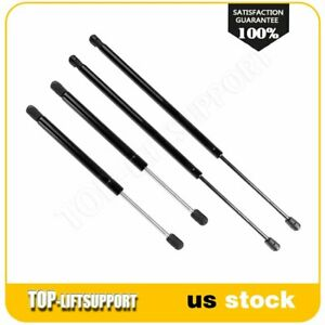 For 2008 2009 Buick Lacrosse 4 Pcs Hood trunk Lift Supports