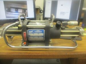 Haskel Model 1p 1000 Single Stage Double Acting Pump See Agd 75 On Label