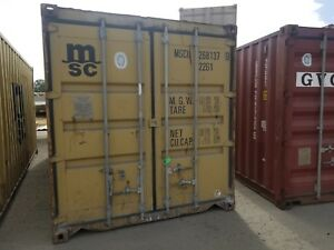 20 Storage shipping Containers wwt Los Angeles