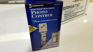 12 Pack Intermatic K4223c Thermal Photo Control 208 277v 15a Tungsten