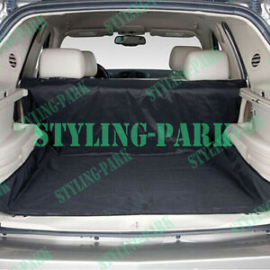 Fabric Car Hatchback Pets Dog Cat Cargo Liner Mat Protector Organizer Seat Cover
