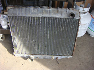 1970 Ford Mustang Mach 1 Shelby Radiator D0ze 8005 g1 Fastback 351 Clevland