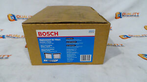 New Bosch Vac012 Vacuum Air Filters For 3931 series Dust Extractors pack Of 2