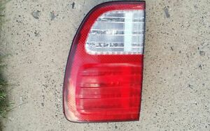 98 99 00 01 02 Lexus Lx 470 Driver Left Side Tail Light Tailgate Mounted