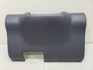 1998 2001 Dodge Ram Knee Bolster Lh Lower Dash Steering Column Cover Grey 98 01