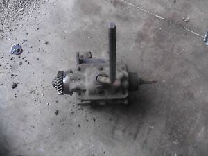 Willys Jeep Scout T90 3 Speed Transmission