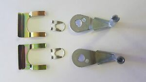 73 87 Chevy Or Gmc Truck Door Lock Pawl Repacement Kit Pawls Clips Retainers
