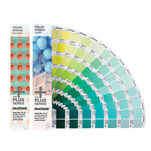 Pantone Pantone Gp6102n Plus Series Color Bridge Guide Set
