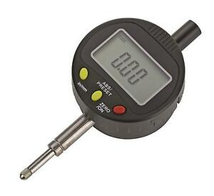 Digital Dial Gauge 0 1 2in Reading 0 0004in Accuracy 20 m