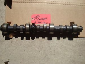 Ford 3000 Tractor Used Camshaft Ref Part 87800323