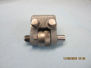 Carriage Stop For 6 10 And 12 Atlas Craftsman Lathe