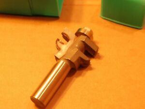 Grizzly Router Bit Tool Carbide Tipped G1619 Quarter Round