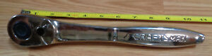 Usa Made Craftsman 1 2 Thin Profile Ratchet Full Polished Professional Kx 44996