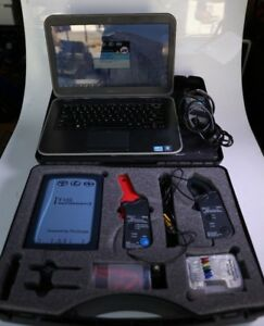 Tis Techstream Picoscope Oscilloscope Kit 4423 12 W Laptop Picoscope Software