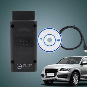 Opel Op Com V1 59 Vauxhall Obd2 Car Vehicle Diagnostic Code Reader Scanner Tool