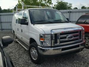 03 16 Ford E350 Van Console Front Floor Outer Section 1560115