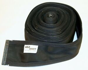 Weldcraft Wc 4 48 48 X 4 Woven Cable Cover With Zipper Closure